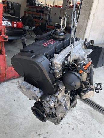 Motor audi a3 8p,VW 2,0 tdi 140 cp 2007 cod BKD factură omologare RAR