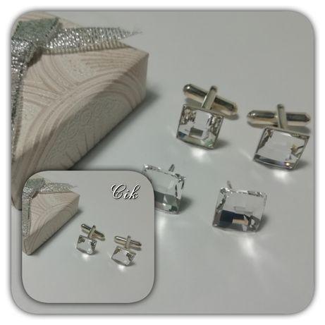 Butoni argint
