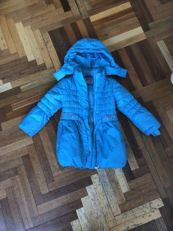 Продам детское зимнее пальто