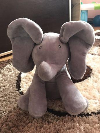 Elefantul Cucu Bau