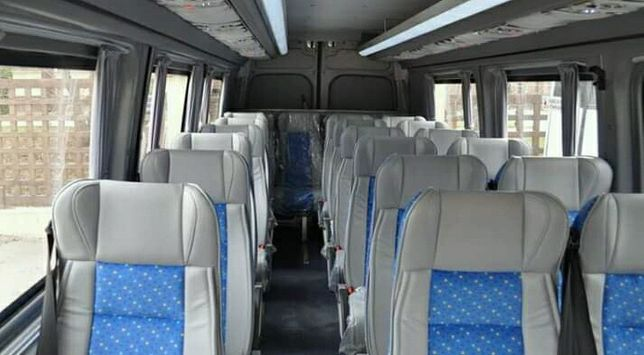 Transport persoane FRANTA,  tur retur zilnic