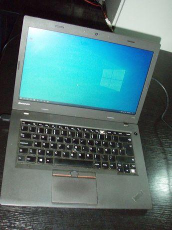 Lenovo L450 Intel i3-5005U 2Ghz HDD 500 Gb RAM 4 Gb bateria 6 ore