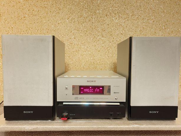 Calitate de la Sony. Sistem audio Sony HCD - CBX3. 10/10 !