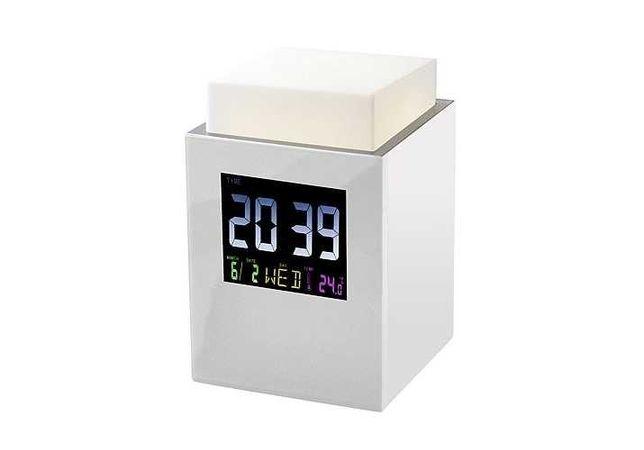 Lampa E-BODA Touch Soul | Ceas | Calendar | Termometru | Alarma
