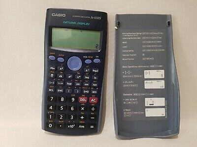 Calculator științific Casio fx-83ES