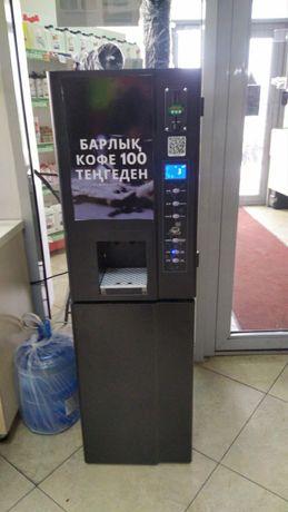 Кофе автомат в хорошем состоянии
