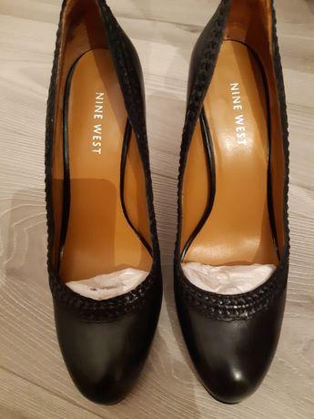 Pantofi piele NINE WEST