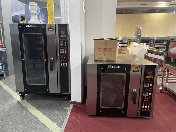 Пораконвекционная печь производство Китай 8, 5 полки