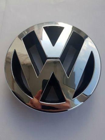 Emblema Vw 13 cm B6 , Touareg , Golf Plus , Touran , Phaeton 5M0853601