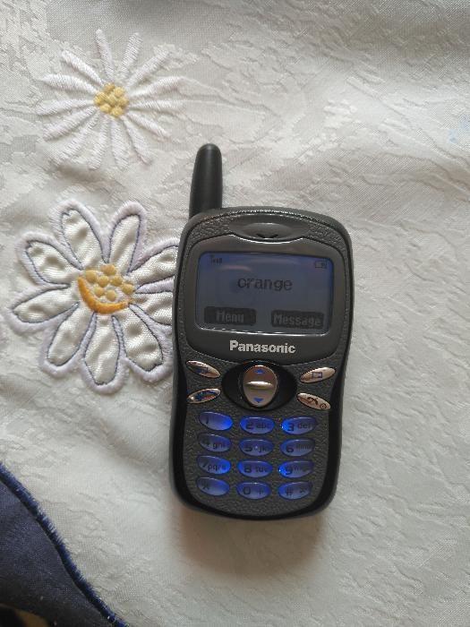 panasonic a100 impecabil+alte telefoane