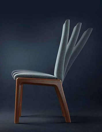 Scaun cu funcție antistres