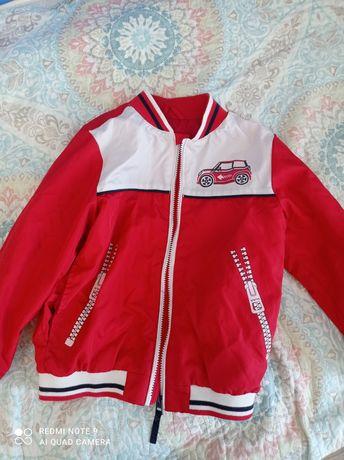 Куртка, курточка, ветровка для мальчика 6-7 лет