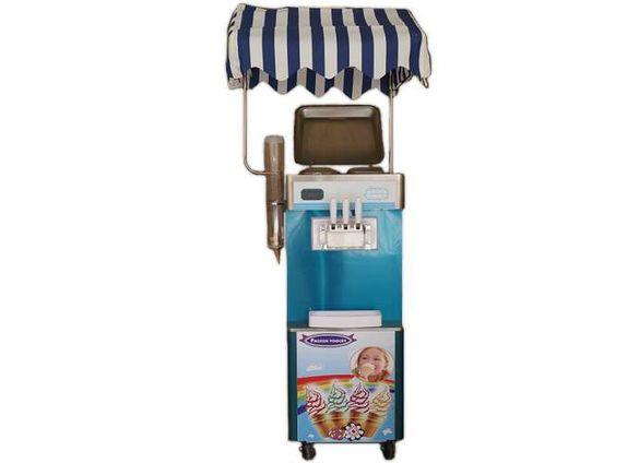 Най-ниска цена 4800лв./1бр.! Професионална сладолед машина MIC 28