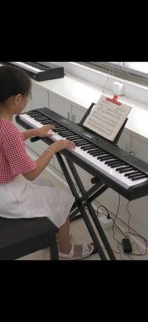 """Акция! Синтезатор"""" 88 клавиш с чувствительными клавишами"""