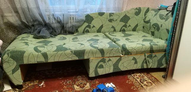 Продам кровать диван
