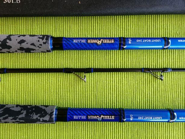 Reducere Lansete somn DAM Steelpower Blue 2,40 m