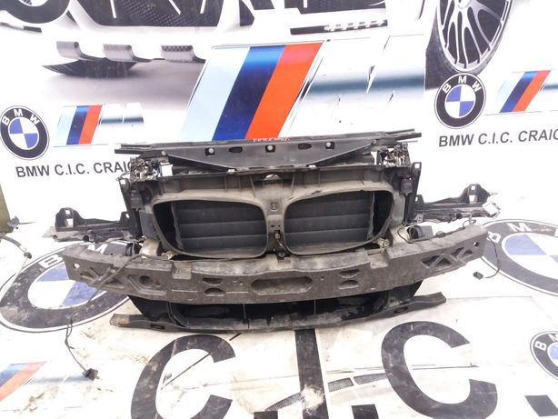 Trager electroventilator radiatoare bmw f07 5 gt 530d 245cp complet