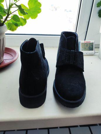 Демисезонная обувь 35-36 р.