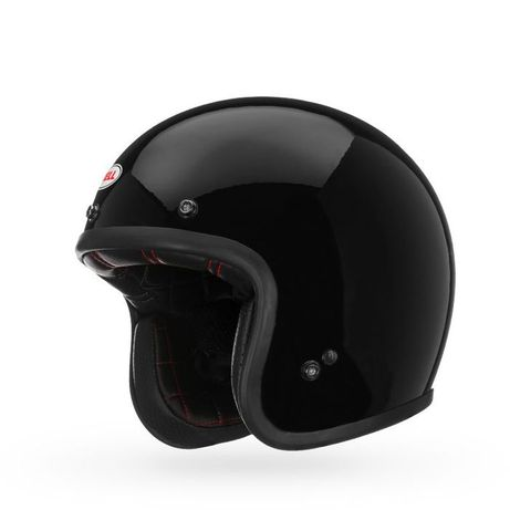 Casca Moto Chopper Bobber Open Face Cafe Bell Custom 500 - M