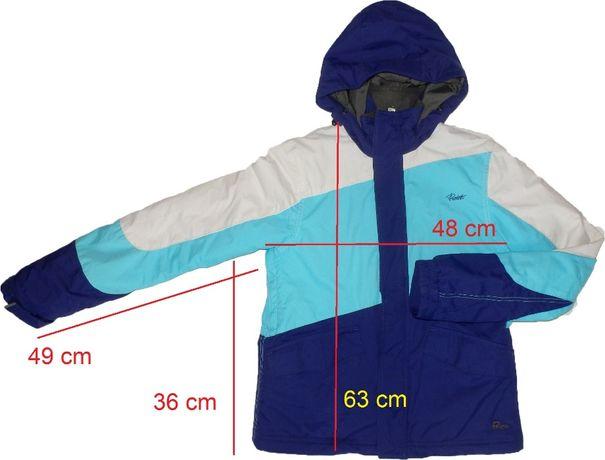 Geaca ski schi PROTEST originala, ventilatii (dama S) cod-556169