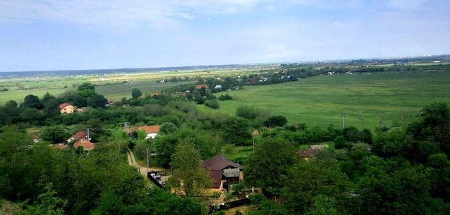 Teren panorama deosebita Niscov Vernești