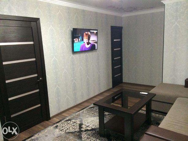 VIP 2-х комн wi-fi smart tv на площади