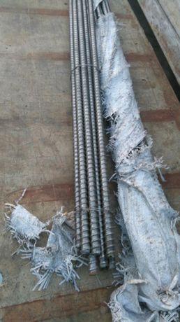 Tije filetata pentru cofrag metalic 2.8euro metrul