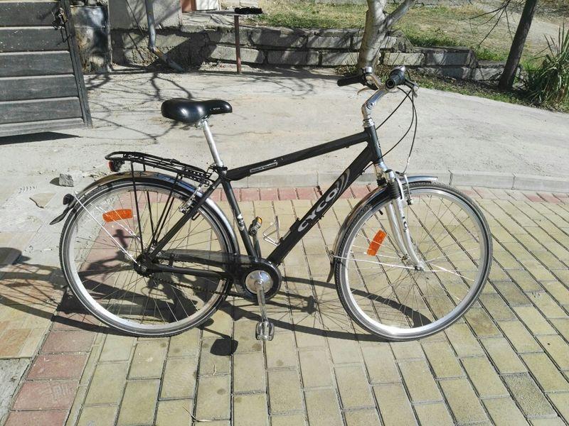 "Велосипед Cyco 28"" алуминиева рамка гр. Дупница - image 1"