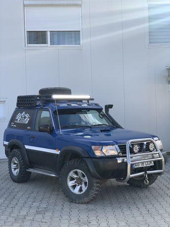 Nissan Patrol Y61 Autoutilitara 3.0 Utilitara!!