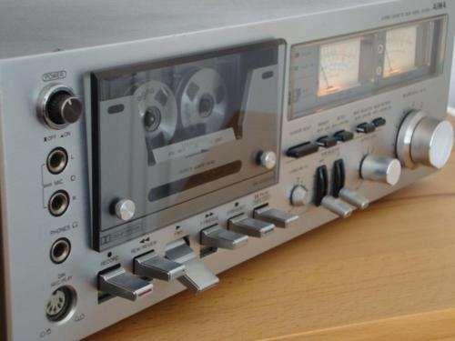 Aiwa AD-6550 Cassette Deck Raritate Capodopera