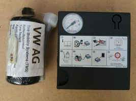 Kit pana Compresor auto umflat roti+solutie originale skoda seat audi