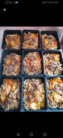 Комплексные обеды от 1500
