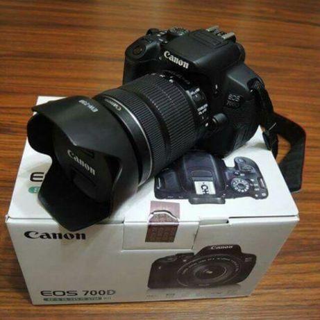 Vand Canon 700D + obiectiv 18-55mm
