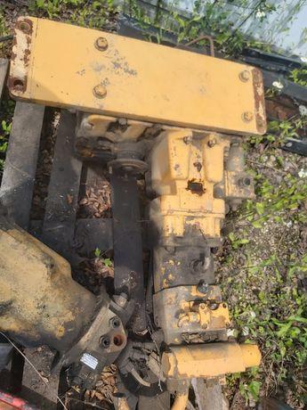 Reductor mars excavator  liebherr roti 309. 310 clark-hurth.Hidromotor