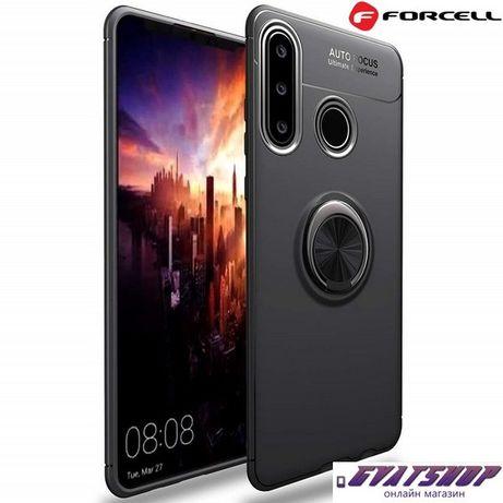 Iphone 11 ,11 Pro ,11 Pro Max Forcell RING Стилен Кейс с Метален пръс