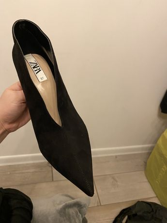 Туфли ботильоны Zara 37 размер