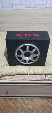 Сабвуфер NBN в хорошем состоянии