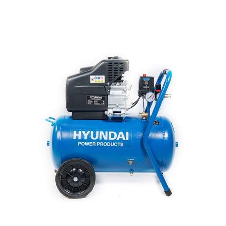 Compresor aer 50L, 1600W, 8 bar, Hyundai HY-AC5002