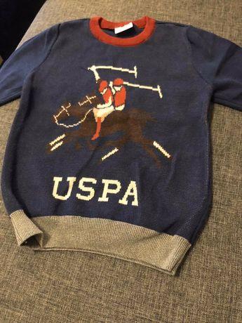 Детски пуловер U.S Polo Assn.