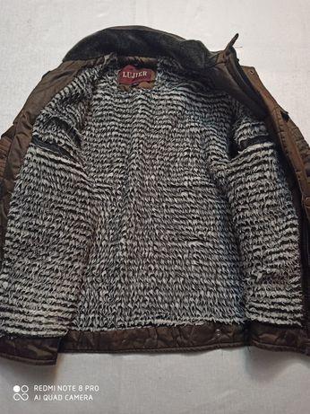 Куртка хороший теплый