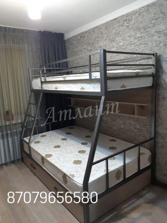 """Двухъярусная кровать """"Гранада"""" (двухярусная). Доставка. Установка."""