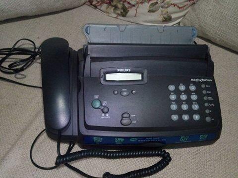Vand/Schimb Fax Philips PPF 441/16b NOU
