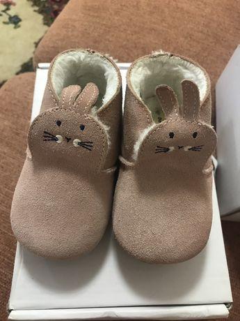 Милые ботиночки для малыша