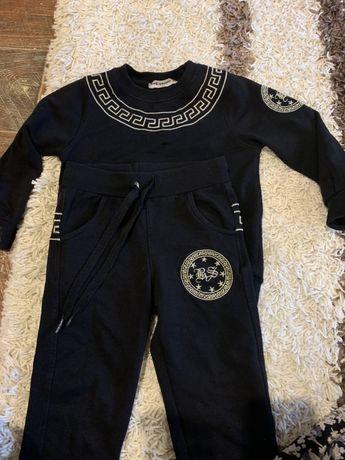 Black star wear. Спортивный костюм для девочек и мальчиков