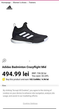 Adidași Adidas 38,5