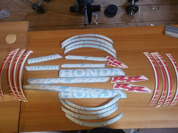 Kit rim stripes moto stickere roti Honda cbr 600 rr
