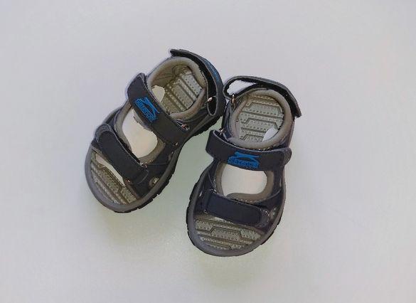 Бебешки сандали Slazenger, номер 20.5, стелка 13 см