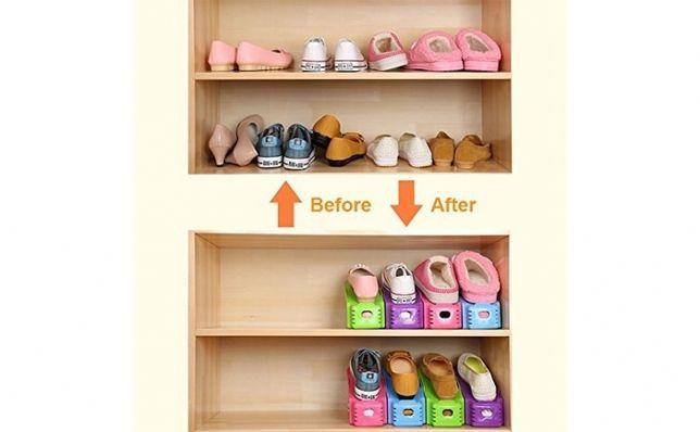 Organizator pantofi - set 4 bucati