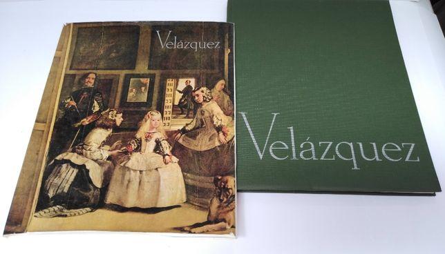 Velazquez - album de pictura - editura Meridiane 1966 - stare buna.