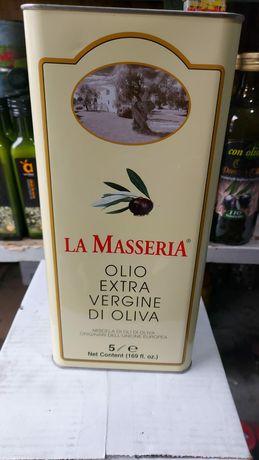 Оливковое масло La MasseriA 5л Италия